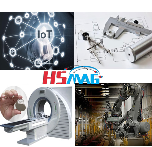 Customized Micro Magnet Solution by HSMAG
