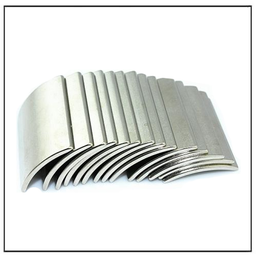 Rare Earth Curved Neodymium Magnets for Vibration Motor