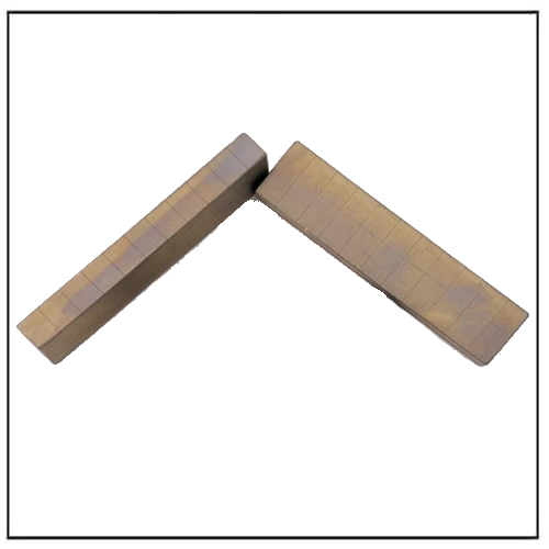 High Precision Efficiency Rare Earth Laminate Generator Magnets
