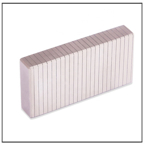 Superior Strength Block Laminated Electric Motor Magnets