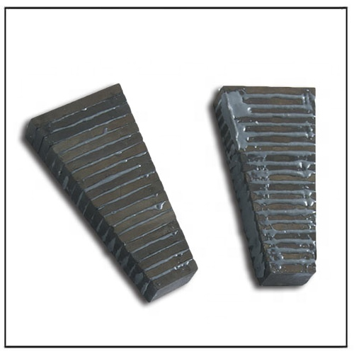 Glue Block NdFeB Magnets for Reduce Eddy Current