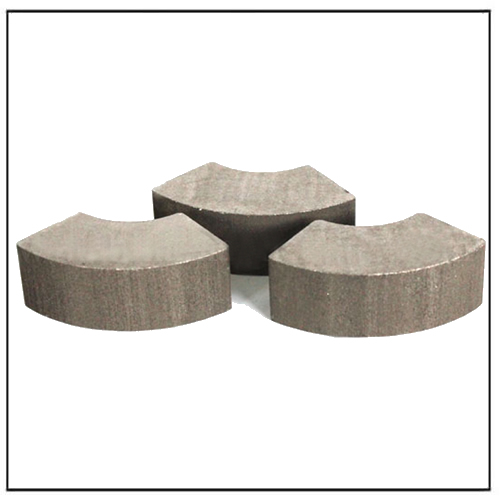 Segment Samarium Cobalt Laminated Magnets