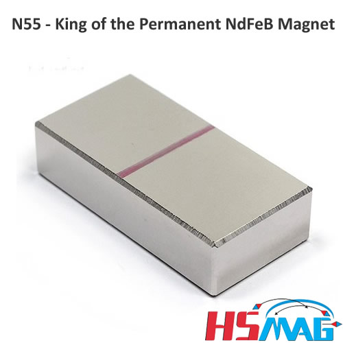 N55 King of the Permanent NdFeB Magnet