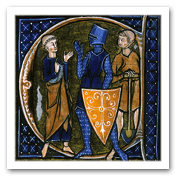 The Three Estates, BL_Sloane 2435 f.85