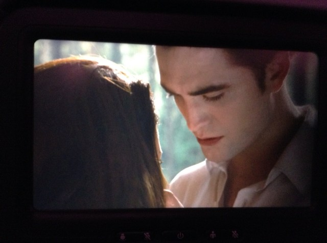 Yes, this is a Twilight movie