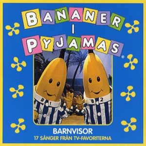 Bananer i pyjamas vol 2 (Blå)(CD)