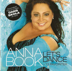 Book Anna -Let's Dance (CD)