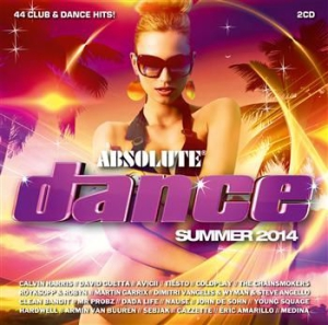 Absolute dance summer 2014 (2cd)(CD)
