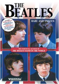 Beatles -Rare and unseen (DVD)