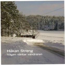 Streng Håkan -Vägen väntar vandraren (CD)