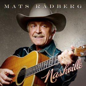Rådberg Mats – Nashville (CD)