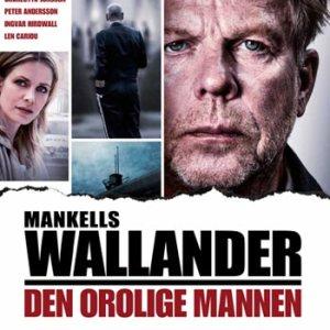 Wallander – Den oroliga mannen (27) (DVD)