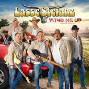 Lasse Stefanz -Wind me up (CD)