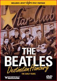 Beatles – Destination Hamburg (DVD)