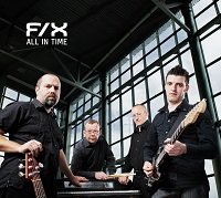 F/X – All in time (CD)