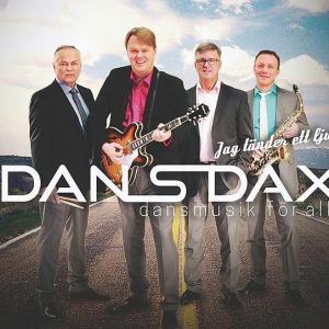 Dansdax- Jag tänder ett ljus (CD maxi)