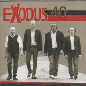 Exodus – 40 (CD)