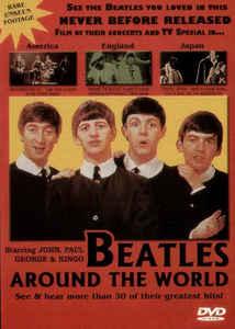 Beatles – Around the world (DVD)