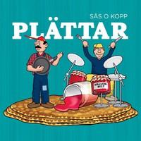 Sås o Kopp – Plättar (CD)