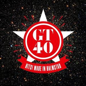 Gyllene Tider -GT 40 hits (2cd)(CD)