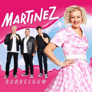 Martinez -Bubbelgum (CD)