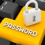كلمات المرور password