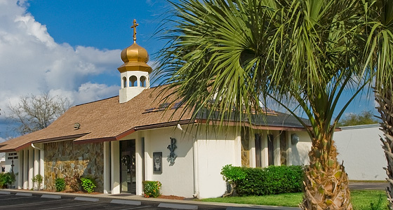 Holy Spirit Orthodox Church of Venice, Florida.