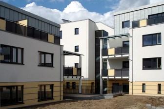 Wohnanlage Neckarstraße