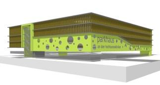 Parkhaus Hochtaunuskliniken