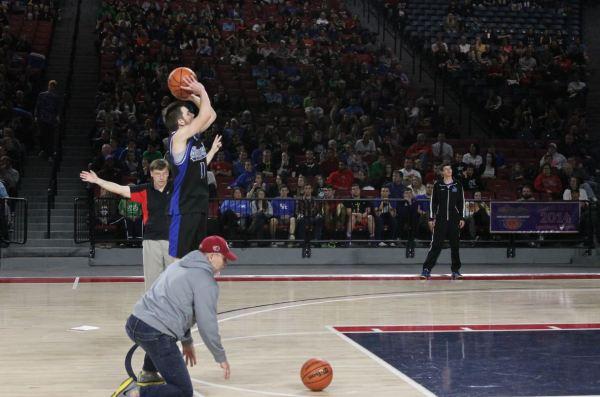 2015 East Coast Homeschool Basketball Championships