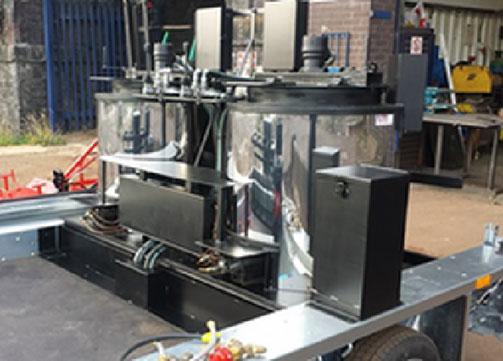B-TEK Thermoplastic Preheaters
