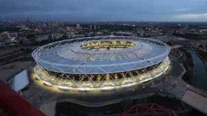 Lo stadio di Londra