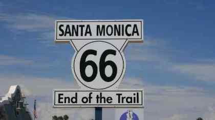 Fine della Route 66