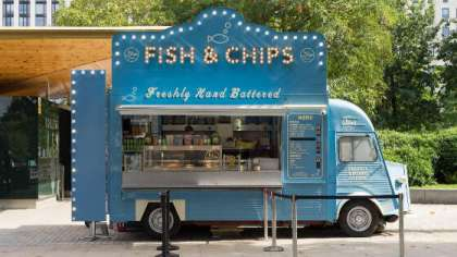 chiosco fish and chips