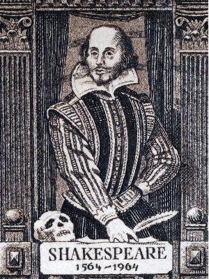 William Shakespeare il bardo