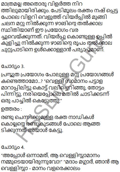 Kerala Padavali Malayalam Standard 10 Solutions Unit 1 Chapter 3 Pavangal 15