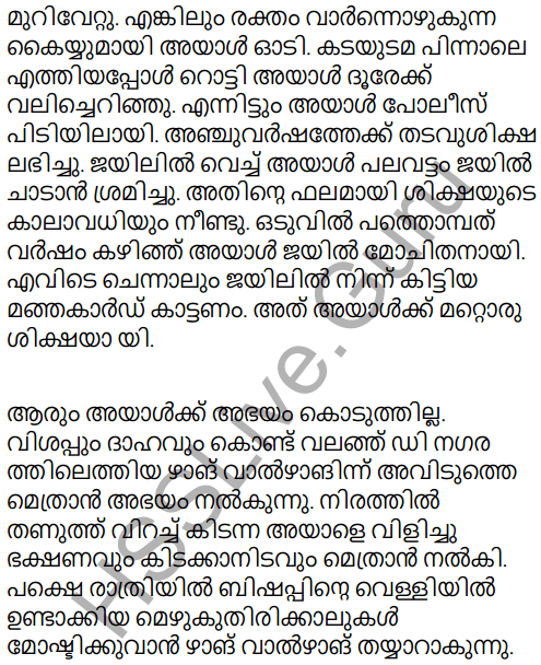 Kerala Padavali Malayalam Standard 10 Solutions Unit 1 Chapter 3 Pavangal 20