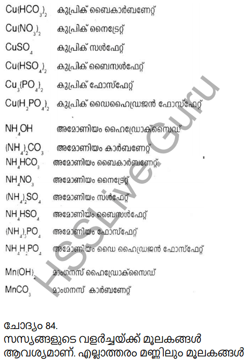 Kerala Syllabus 9th Standard Chemistry Solutions Chapter 5 Acids, Bases, Salts in Malayalam 42