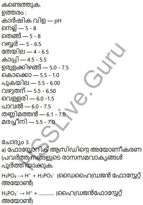 Kerala Syllabus 9th Standard Chemistry Solutions Chapter 5 Acids, Bases, Salts in Malayalam 51