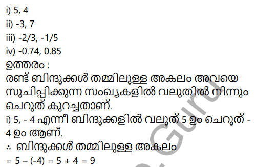 Kerala Syllabus 9th Standard Maths Solutions Chapter 10 Real Numbers in Malayalam 19