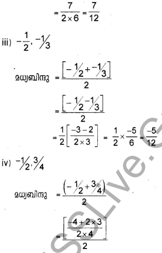Kerala Syllabus 9th Standard Maths Solutions Chapter 10 Real Numbers in Malayalam 6