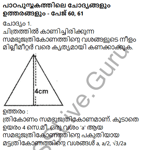 Kerala Syllabus 9th Standard Maths Solutions Chapter 4 New Numbers in Malayalam 27
