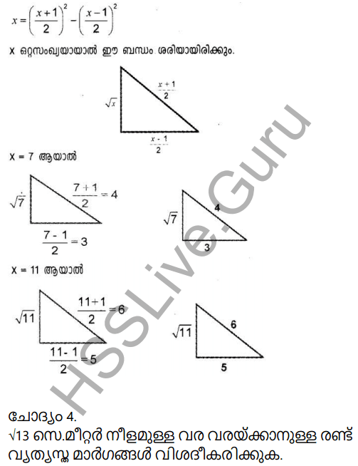 Kerala Syllabus 9th Standard Maths Solutions Chapter 4 New Numbers in Malayalam 6