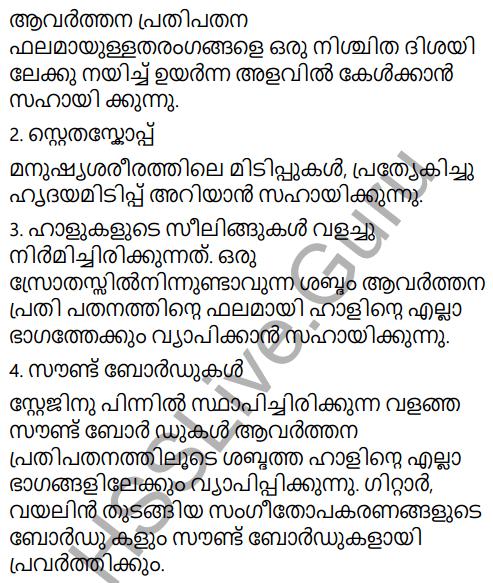 Kerala Syllabus 9th Standard Physics Solutions Chapter 7 Wave Motion in Malayalam 22