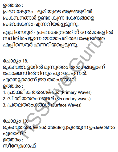 Kerala Syllabus 9th Standard Social Science Solutions Chapter 2 The Signature of Time in Malayalam 14