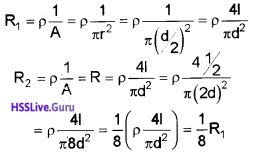Plus Two Physics Chapter Wise Questions and Answers Chapter 3 Current Electricity - 41