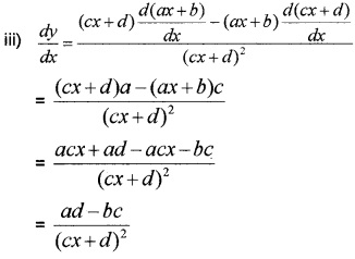Plus One Maths Limits and Derivatives Three Mark Questions and Answers 41