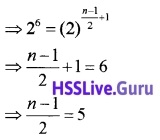 Plus One Maths Sequences and Series Three Mark Questions and Answers 19