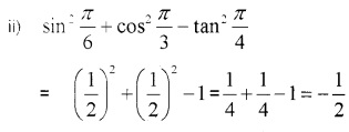 Plus One Maths Trigonometric Functions Three Mark Questions and Answers 41