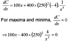 Plus Two Maths Application of Derivatives 3 Mark Questions and Answers 72